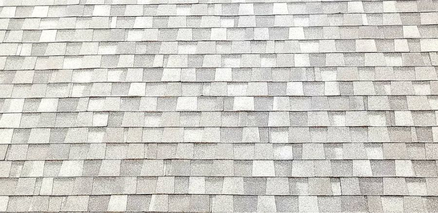 asphalt shingles come in three types