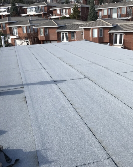Residential & Commercial Flat Roofing - National Star Roofing