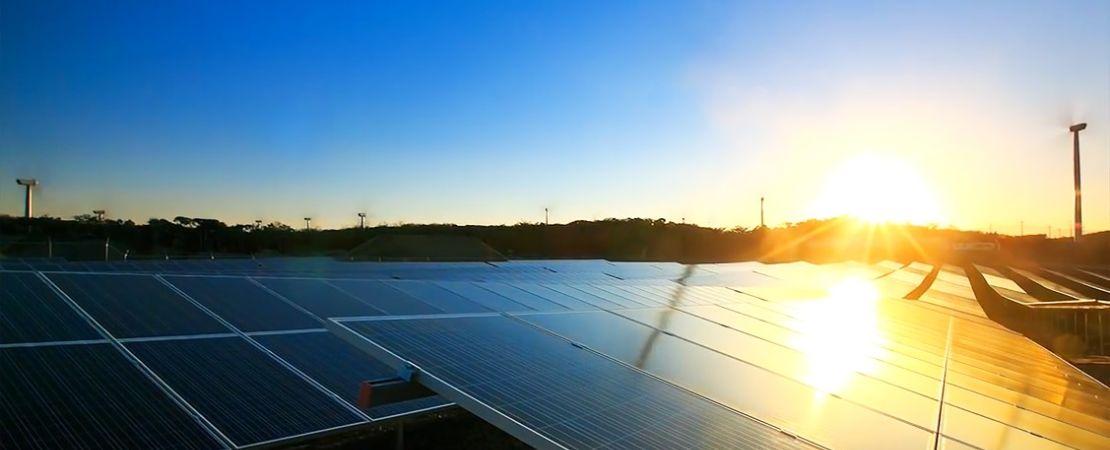 flat solar panels