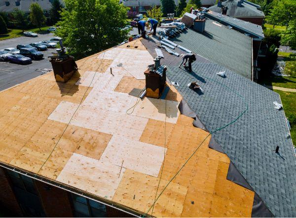 basics of roof repair